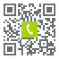 Telefonnummer der Zahnarztpraxis Jürgen Grüner in Schwelm bei Wuppertal: Einfach scannen und anrufen!