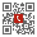 Telefonnummer der Zahnarztpraxis Dr. Ernst Gerber in Wiesbaden-Biebrich: Einfach scannen und anrufen!
