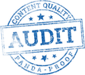 audit seo panda