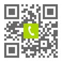 Telefonnummer der Zahnarztpraxis Carlo Immel in Groß-Umstadt: Einfach scannen und anrufen!