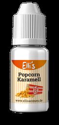 mit karamell überzogenes popcorn zum vapen oder dampfen als liquid