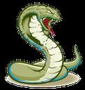Das Gift einer Schlange kann man auch dmpfen