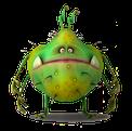 wo gibt es kleine grüne monster
