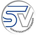 Logo SV Gerichtssachverständige