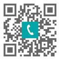 Telefonnummer der Zahnarztpraxis Dr. Gabriele Sabine Müller in Neuss: Einfach scannen und anrufen!