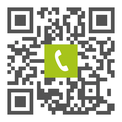 Telefonnummer der Zahnarztpraxis Reinhard Rupprecht in Mering: Einfach scannen und anrufen!