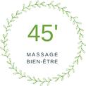 45 minutes massage
