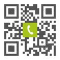 Telefonnummer der Zahnarztpraxis Dr. Frank Reidegeld in Havixbeck: Einfach scannen und anrufen!