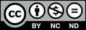 Lizenzlogo 4.0 von Creative Commons