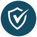 Icon for HSSE - protective shield