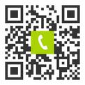 Telefonnummer der Zahnarztpraxis Dr. Thomas Poppenborg in Mönchengladbach: Einfach scannen und anrufen!