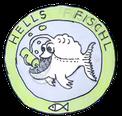 Offizielles Hells Fischl Logo (Promillefisch)