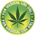 cannabis medical logo