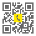 Telefonnummer der Zahnarztpraxis Matthias Franke in Kassel: Einfach scannen und anrufen!
