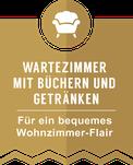 Logopädie | Logolisten - Icon Wartezimmer