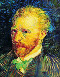Vincent Willem van Gogh (1853 bis 1890)