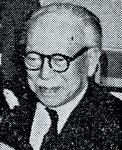 ▲ 辻靖剛・初代委員長