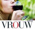 Imago en etiquette specialist Gonnie Klein Rouweler artikel VROUW.nl Telegraaf vieze wijn geschonken