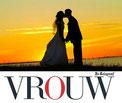 Imago en etiquette expert Gonnie Klein Rouweler column VROUW.nl Telegraaf Trouwetiquette