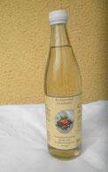 Sirupflasche: Orangenminzen-Melissen-Erdbeerminzensirup