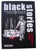 Black Stories Spiele DaF B1 B2 C1 C2