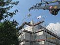 Sanierungsarbeiten, Dr. Stumpf-Straße 128 - 130a, Innsbruck