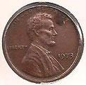 MONEDA ESTADOS UNIDOS - KM 201 - 1 CÉNTAVO DE DÓLAR USA - 1.973 - COBRE (MBC/VF) 0,60€.