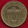 MONEDA ALEMANIA - KM 210 - 10 CÉNTIMOS DE EURO - 2.002 (D) ORO NÓRDICO (EBC/XF) 0,40€.