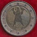 MONEDA ALEMANIA - KM 214 - 2 EUROS - 2.002 (J) CUPRONÍQUEL - LATÓN - BIMETÁLICA (MBC/VF) 3€.