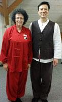 mein Lehrer Zhang Xiao Ping