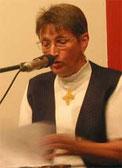 Die Autorin Astrid Hoerkens-Flitsch ist mit ihren Kurzgeschichten in zahlreichen Anthologien vertreten.
