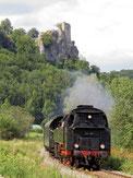 Die aktive Dampfeisenbahn in Ebermannstadt