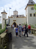Schloss Greifenstein in Oberfranken