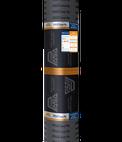 Impermeabilizante Prefabricado a base de asfalto modificado termoplásticamente,  de gran elasticidad, alta resistencia a la intemperie y larga vida útil, con refuerzo de poliéster de 250 gr/m2