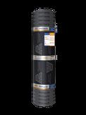 Impermeabilizante Prefabricado a base de asfalto modificado con Estireno Butadieno Estireno, con aditamiento especial antiraíz, para sistemas roofgarden.