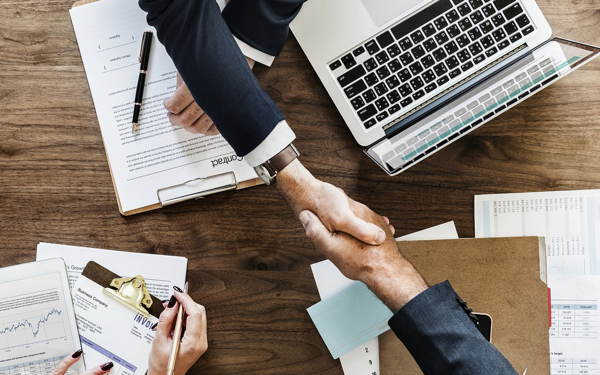 Die richtige Nachfolgeplanung verhilft Ihnen zu einer erfolgreichen Einigung mit Ihrem Nachfolger