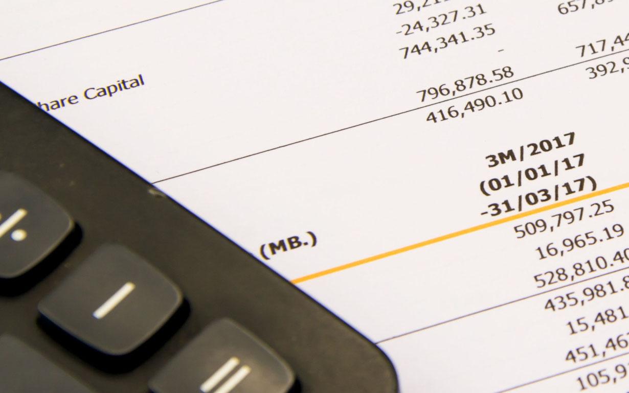 Bei der detaillierten Firmenbewertung werden Kennzahlen aus verschiedensten Analysen berücksichtigt