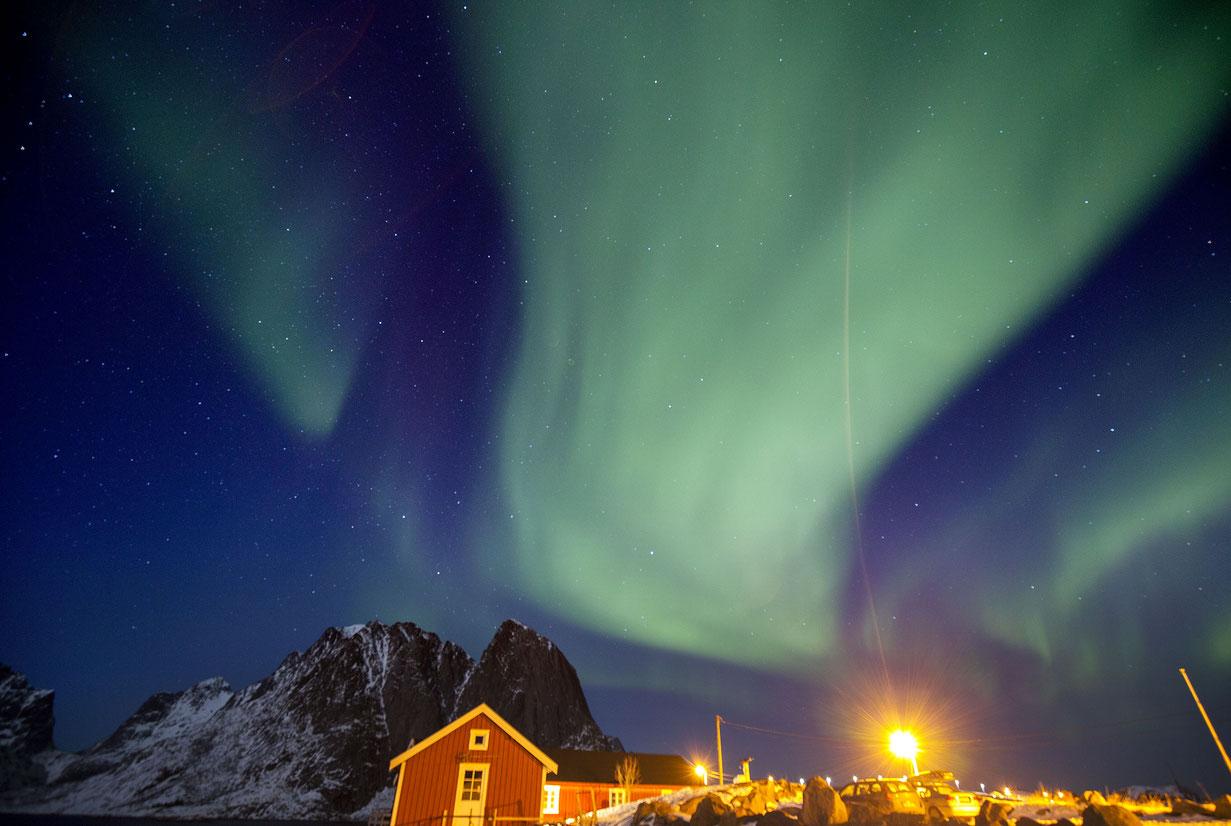 Aurora boreale Nr. 01