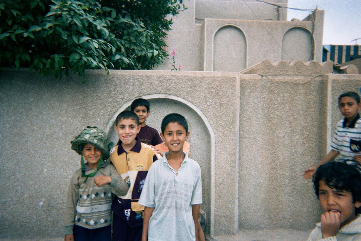Hussein Sadoon, 11, Baghdad