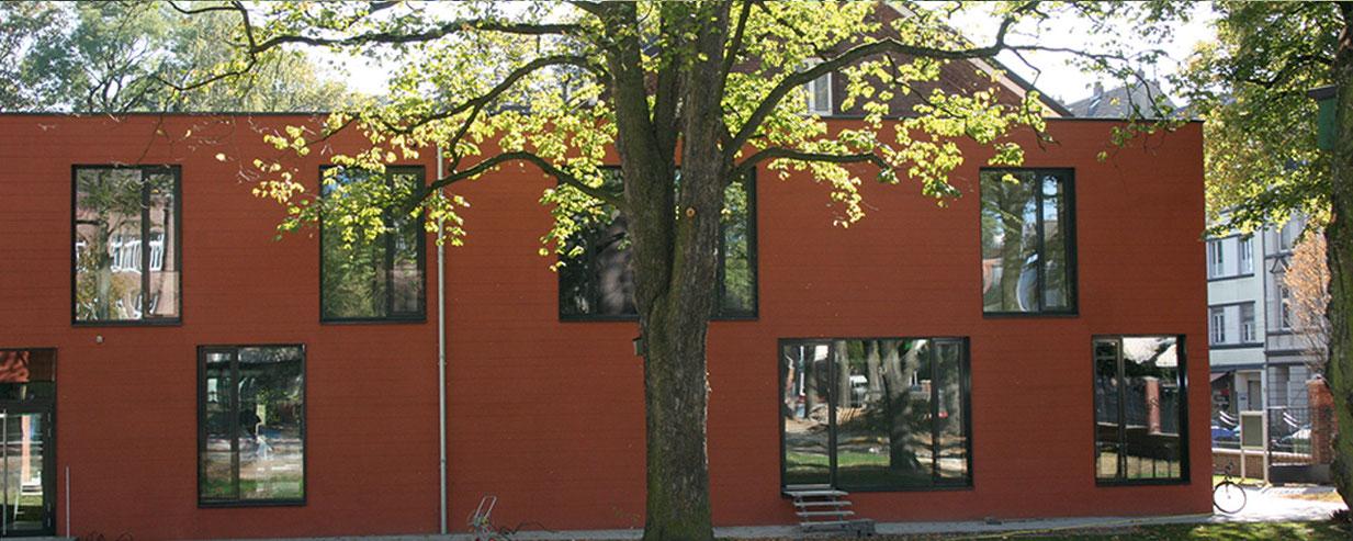 Gemeindesaal Hardenbergstr. 3