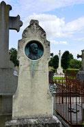 La tombe de la famille Fossé