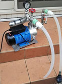 LEG1  microbubble nanobubble generator