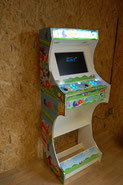 borne arcade rétro gaming