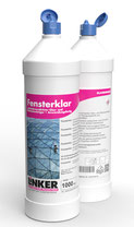Fensterklar Linker Chemie