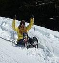Schneeschuhtouren, Schneeschuhwandern, Schneeschuh laufen