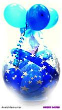 geschenk geschenkballons Überraschung Ballon im Ballon Luftballons Ballonshop Hameln