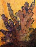 Kunst kaufen Annette Dyba Malerei Ausstellung Galerie Acryl Öl Vernissage Bild