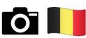 Foto icoon België