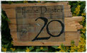 Personalisiertes Hausnummernschild