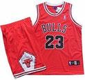 детская форма Чикаго Булс